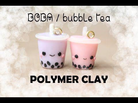 Polymer Clay: Kawaii Peanut Butter and Jelly Jars Tutorial | HeyItsViri - YouTube