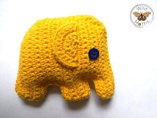 Wildmoths Handcrafted Creations: Elephant
