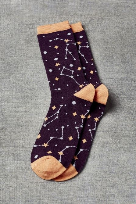 EB Exclusive Constellation Socks — Earthbound Trading Company