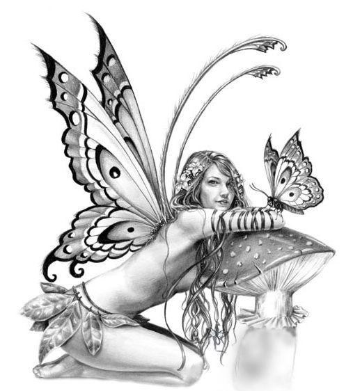 fairy flash tattoos | TATTOO DE HADAS Y LUNA - TATUAJE ORIGINAL : TATUAJE ORIGINAL: Fotos de ...