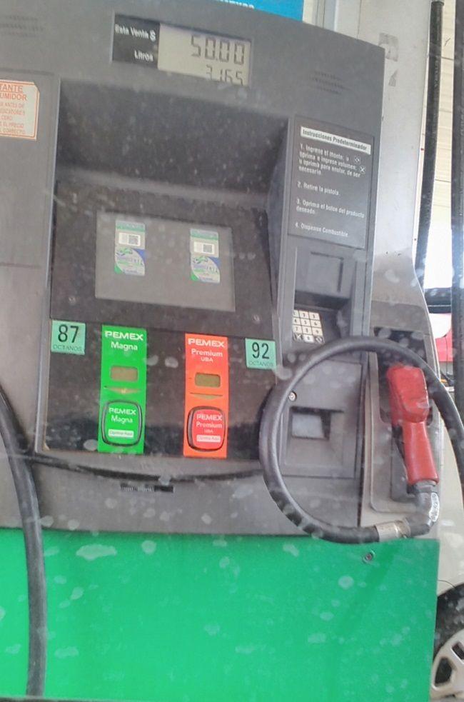 Precios máximos de la gasolina suben este fin de semana - http://www.notimundo.com.mx/finanzas/precios-gasolina-fin-semana/