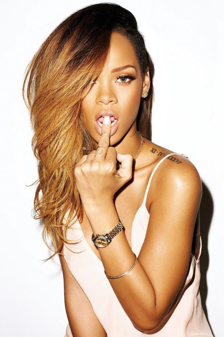 P0520-font-b-Rihanna-b-font-Tattoo-Hot-Sexy-Girl-ART-print-font-b-photo-b.jpg (1000×1500)