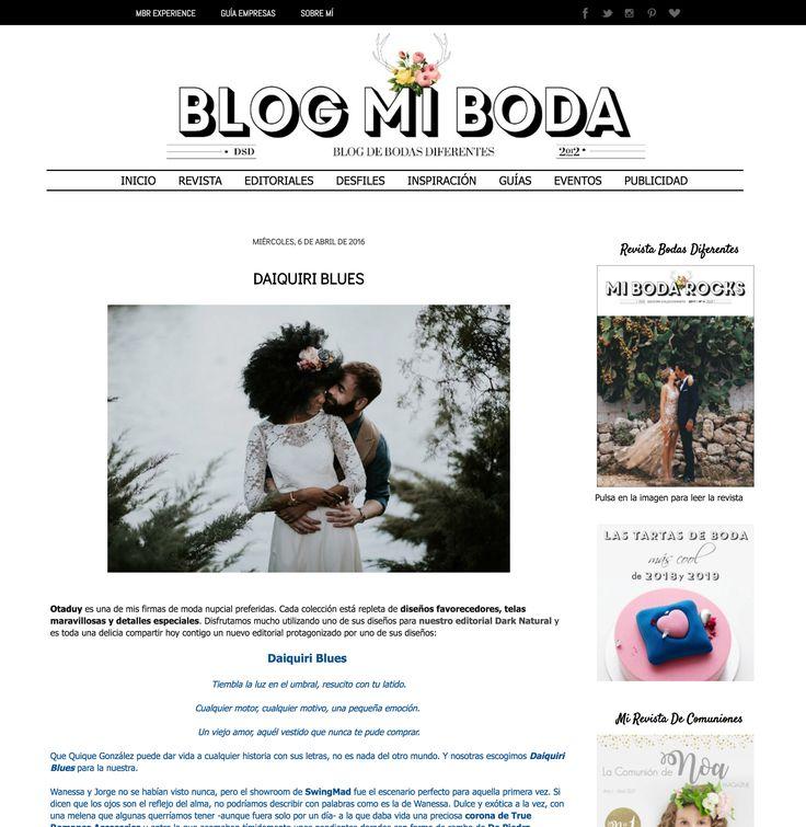 [ FEATURED ] Blog Mi Boda