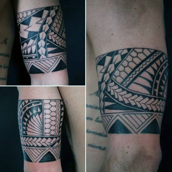 34 best Hawaiian Armband Tattoo Designs images on ...