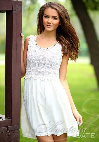 Dating girl Russian: Eugenia from Dnepropetrovsk, 20 yo, hair color Black