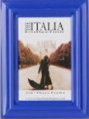 wholesale picture-frame---blue-(5-x-7-in.)-(case-of-24) (Case of 24)