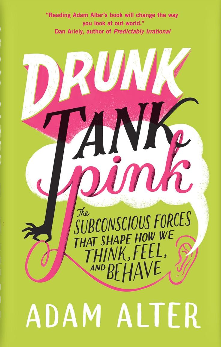 Jim Tierney: Drunk Tank Pink