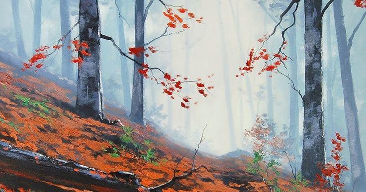 Premiado pintor australiano Graham Gercken nasceu em Southport Qld 1960, mas passou a maior parte de sua vida no oeste Montanhas Azuis de Sydney. Predominantemente autodidata ele escolheu tintas de óleo como o seu meio e pintado molhado no molhado, o que é o estilo dos artistas impressionistas e presta-se melhor para a pintura ao ar livre como os da escola australiana Heidelberg de artistas.