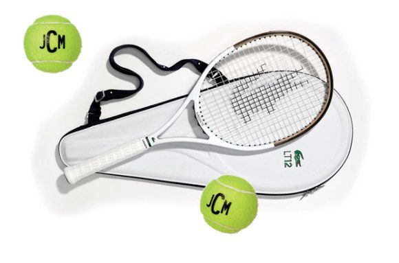 Love-Love: The Top Tennis Gear Picks:Up your style and improve your game with these must-haves from SELF's Editor-in-Chief.