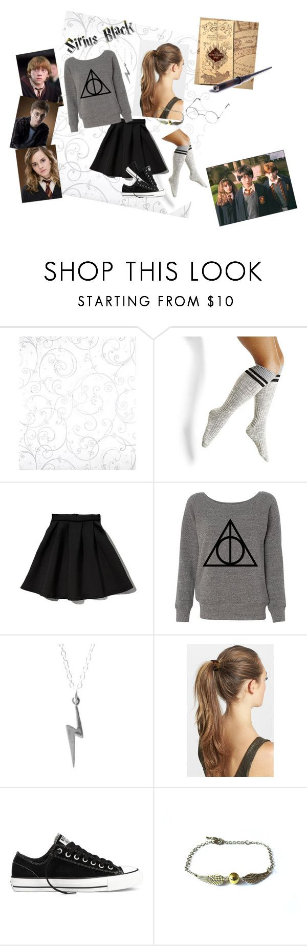"""Untitled #189"" by ritaabreu ❤ liked on Polyvore featuring Steve Madden, Abercrombie & Fitch, France Luxe, jared, Converse, Emma Watson, Phelan, Sirius and Radcliffe"
