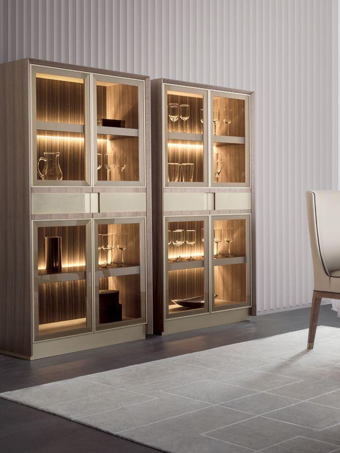 Visconti Medea Lifestyle 1905 Crockery Cabinet Design Cabinet Design Beautiful Living Rooms