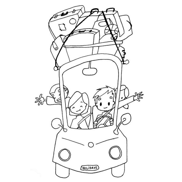 """Résultat de recherche d'images pour """"dessin enfants en vacances"""""""