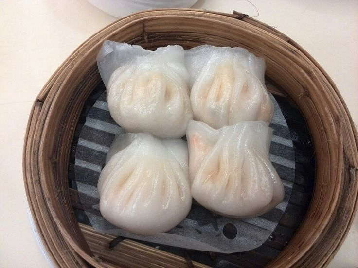 Hakaw/Shrimp Dumplings