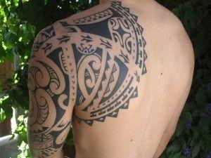 Ensino Religioso - um desafio para o Ensino Fundamental: História e origem da tatuagem – Tattoo maori, poli...