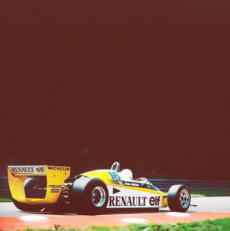 Rene Arnoux, Formula 1, 1979