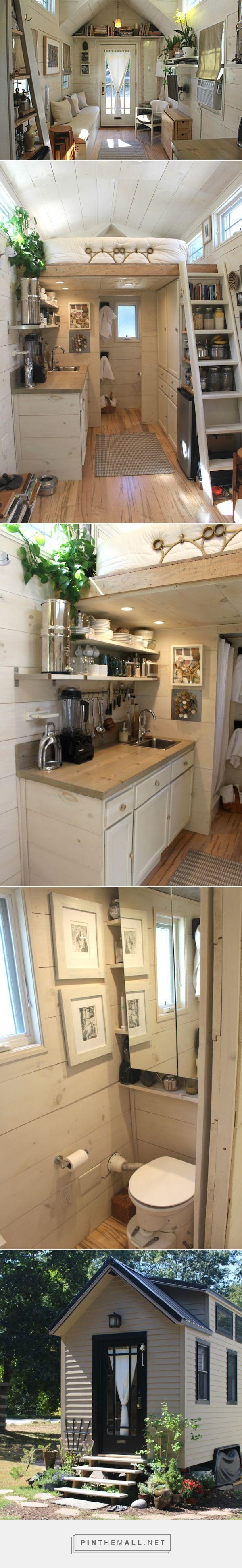 Impressive Tiny House Built for Under $30K Fits Family of 3