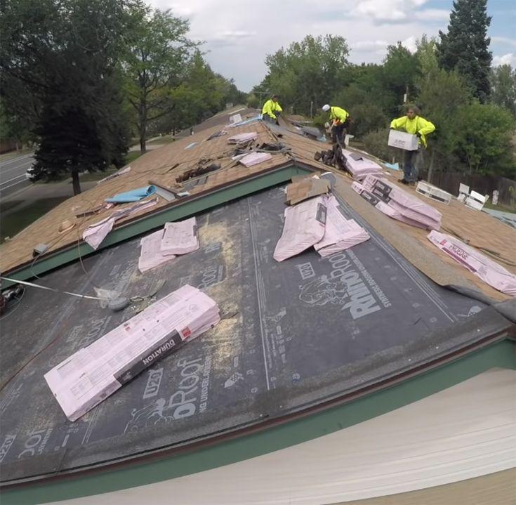 Roofing Underlayment Comparison Roof Underlayment Roofing Felt
