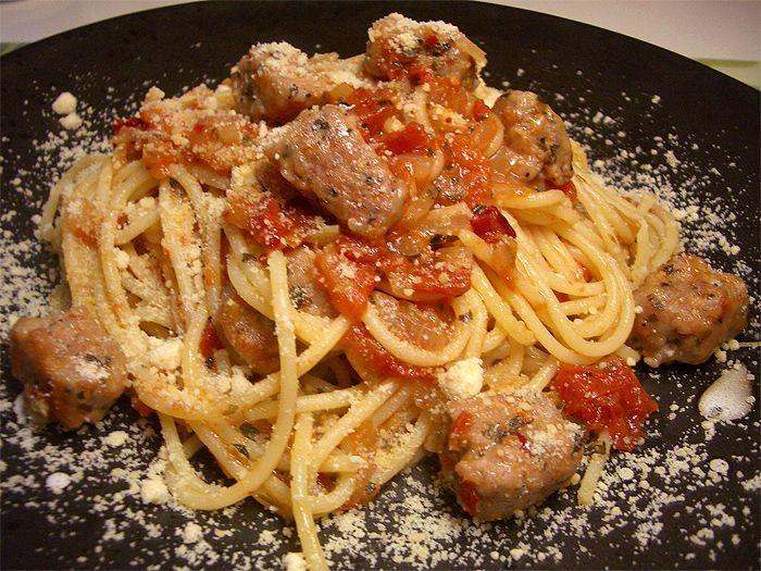 イタリアンソーセージトマト3