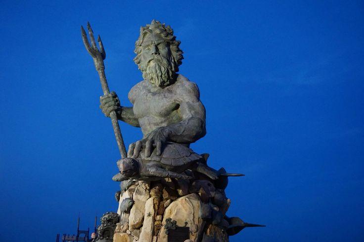 The King Neptune