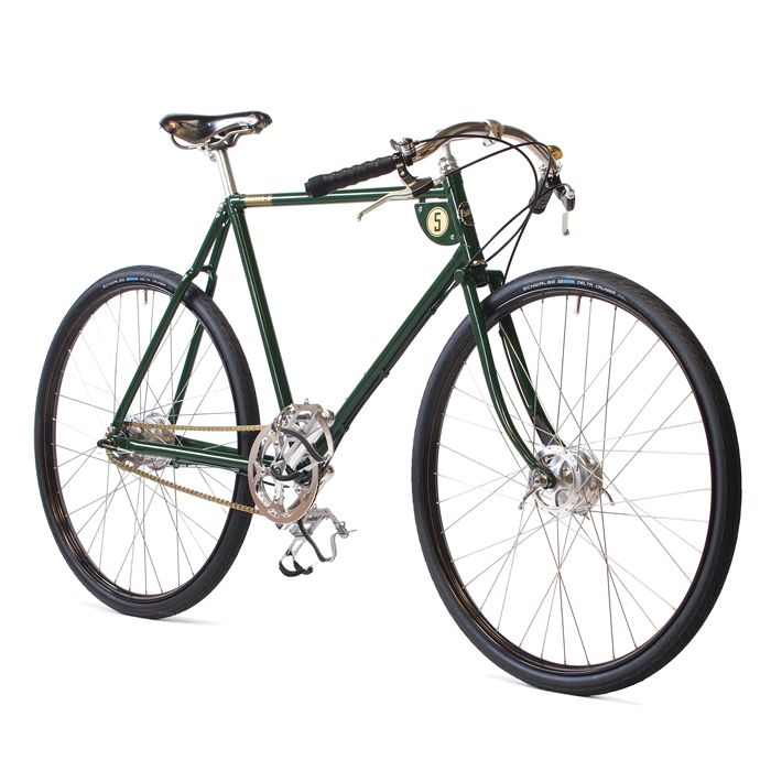Pashley Cycles - SPEED 5 £995...