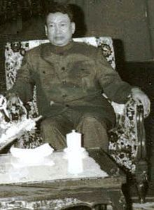 Pol Pot, the vicious dictator of Cambodia murdered 1/3 of all Cambodians. His methods were followed out by the Khmer Rouge and it's followers. Most people were beheaded in areas known as the killing fields. Because ammunition was expensive, the genocide was carried out with melee weapons and fatal torture. He remains one of history's most evil.