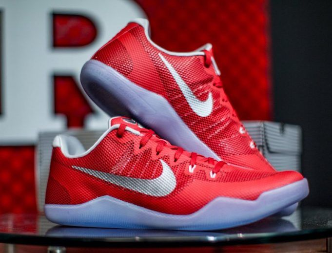 The Rutgers Scarlet Knights Gets Its Own Nike Kobe 11 PE