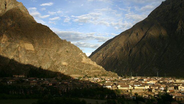 Inca trail part 1