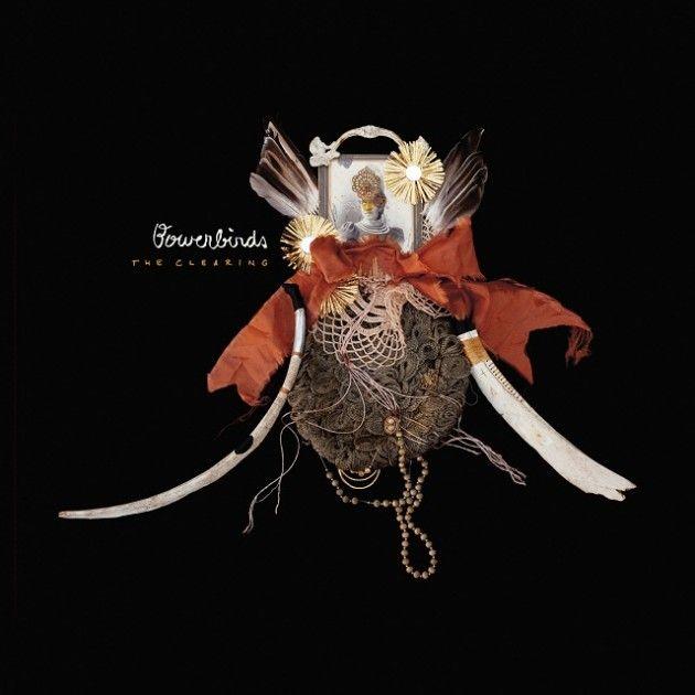 Listen to The Bowerbird's Album 'The Clearing'Album Reviews, Hearing Music, Marching 2012, Clear 2012, Bowerbird, Albumsalbum Covers, Album Art, The Dark, Bon Iver