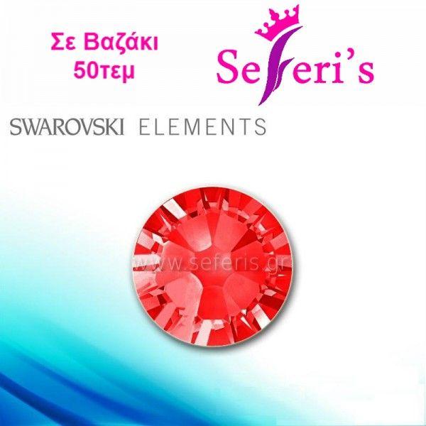 Swarovski SS3-SS5-SS6-SS8-SS10 (50τεμ) No Hot Fix Crystals - Hyacinth  Strass Swarovski για τα νύχια, διατηρούν τη λάμψη τους ακόμα και αφού περαστεί Top Coat σε μοναδικες τιμες