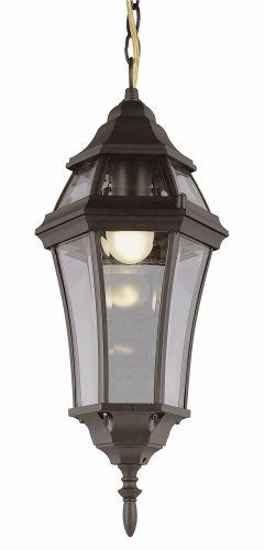 "Trans Globe Lighting 4514 SWI 1 Light Outdoor Hanging Lanterns - Swedish Iron by Trans Globe Lighting. $66.43. Illuminate your outdoor space with the Trans Globe Lighting Seattle 18"" Outdoor Wall Mount. The deli. The Trans Globe 4514 SWI features Allendale 18"" High Outdoor Hanging In Iron, Down facing bulb, Clear glass, Comes with 3' chain and wire, Contemporary outdoor lighting, Matching outdoor collection. Victorian chic collection dcor reminiscent of English countryside lighti..."