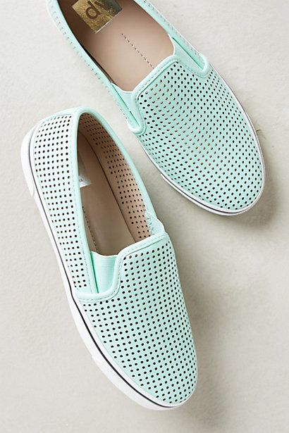Sonny Crockett called, he wants his shoes back.  But I still love them :) Gibsin Sneakers #anthrofave