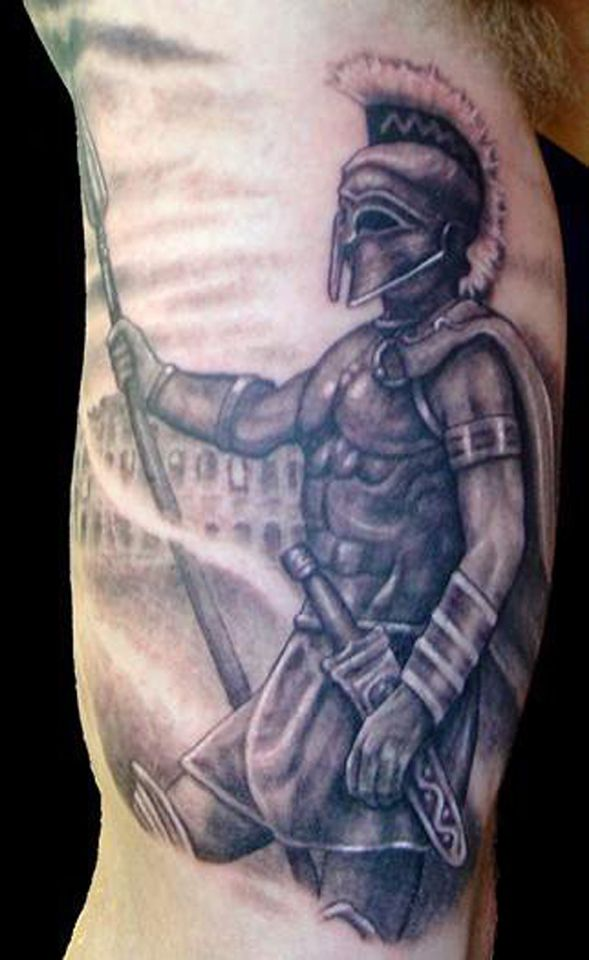 gladiator tattoos gladiator tim reid tattoo tattoos pinterest gladiator tattoo tattoo. Black Bedroom Furniture Sets. Home Design Ideas