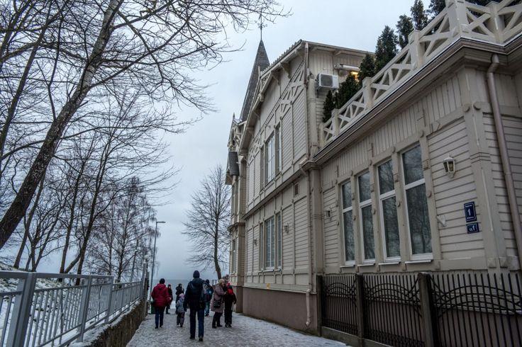 #jurmala #jurmała #Łotwa #Latvia #wood #architecture #architektura