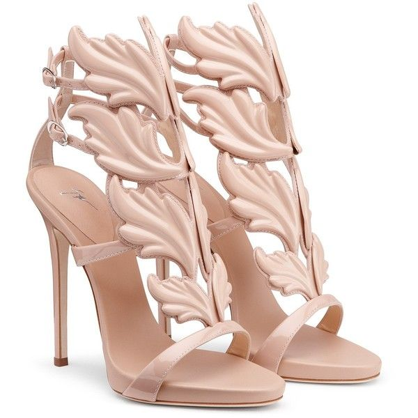Lux Gladiator Sandals (£31) ❤ liked on Polyvore featuring shoes, sandals, heels, gladiator sandals, gladiator sandals shoes, roman sandals and greek sandals