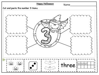 96 best Cut and Paste Activity Worksheets images on