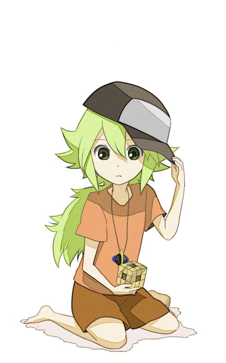 /N (Pokémon)/#482688 - Zerochan