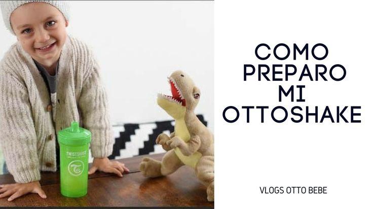 COMO PREPARAR UN OTTOSHAKE CON TWISTSHAKE