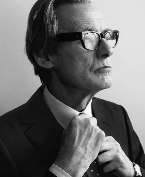 Actor Bill Nighy.  Born William Francis Nighy 12 December 1949, Caterham, Surrey, England, UK