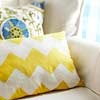 painted chevron for Lynz and Sis?Chevron Pattern