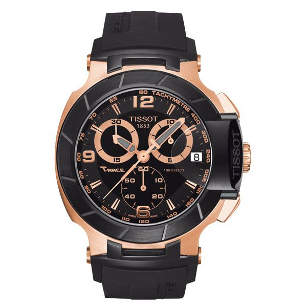Tissot T-Race Chronograph $750 #Holiday #Gift #Idea