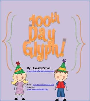 100th day glyph