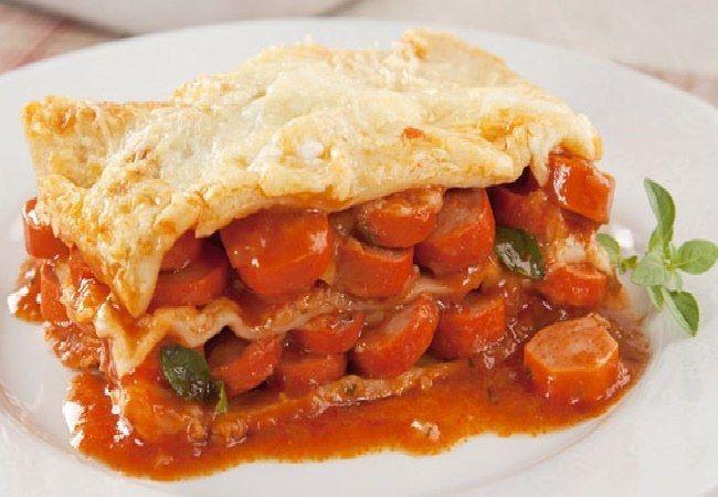 Salsicha, a carne mais brasileira que existe.