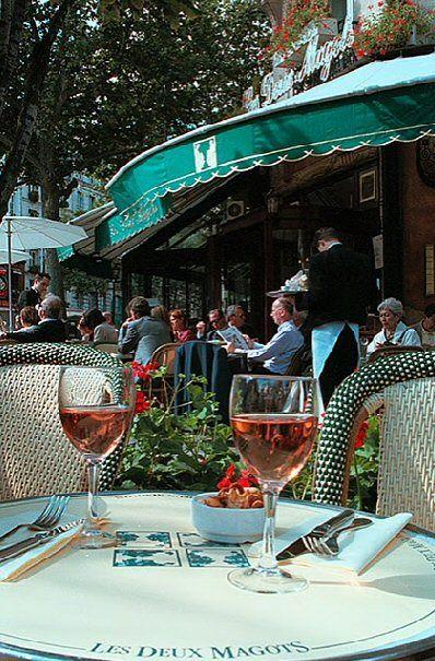 Place Saint-Germain-des-Prés -Paris. ASPEN CREEK TRAVEL…