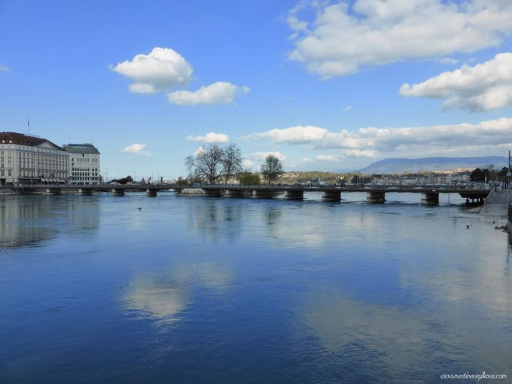 Geneva looks inconspicuous, but it is not necessarily like that - Martina Repíková