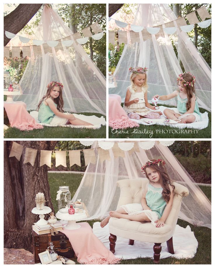 Cherie Gailey Photography: Tea Party for Two...