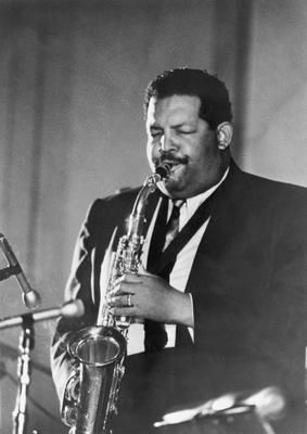 Cannonball Adderley, July 1968, Longhorn Jazz Festival, Austin