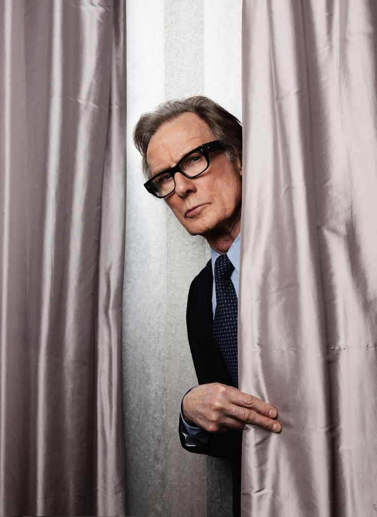 Bill Nighy: 'I'm greedy for beauty' Adore this man. Should come under heading of film and theater.