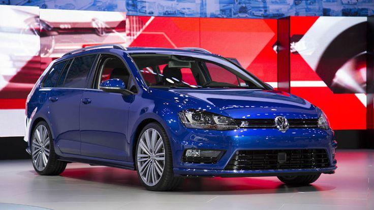 2015 Volkswagen Jetta Wagon Spy