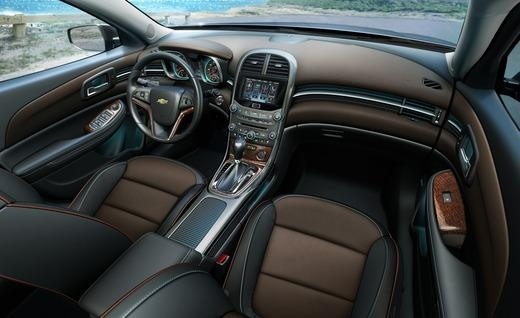2013 Chevy Malibu LTZ Interior..... Sweet....