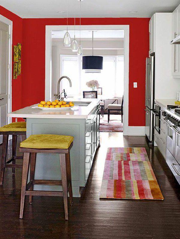 Die besten 25+ Ranch küche Ideen auf Pinterest Loftstyle, Beton - teppich läufer küche
